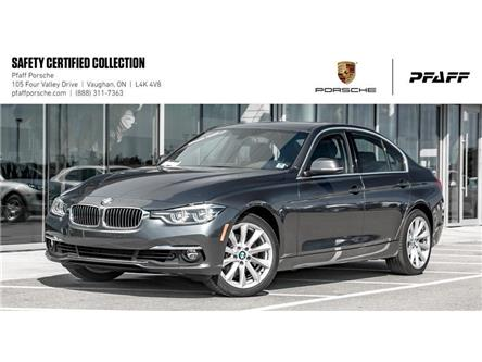 2016 BMW 328i xDrive Sedan (Stk: U8101A) in Vaughan - Image 1 of 22
