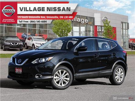 2018 Nissan Qashqai SV (Stk: 80653) in Unionville - Image 1 of 27
