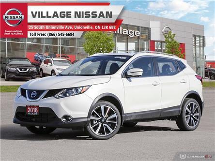 2018 Nissan Qashqai SL (Stk: 80747) in Unionville - Image 1 of 27