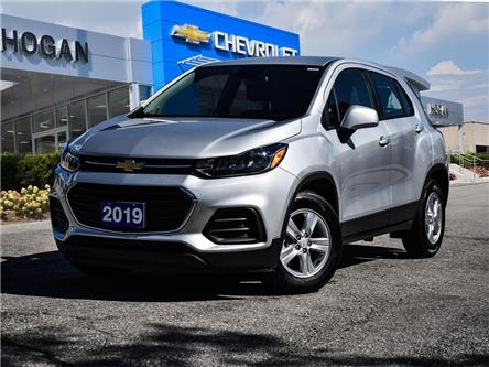 2019 Chevrolet Trax LS (Stk: NC210671) in Scarborough - Image 1 of 23