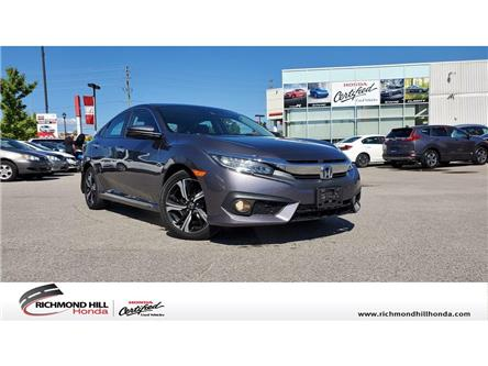 2017 Honda Civic Touring (Stk: 190326P) in Richmond Hill - Image 1 of 26