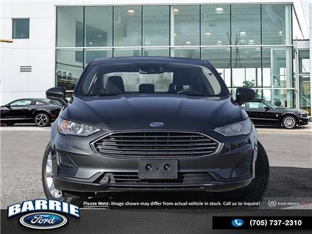 2020 Ford Fusion SE (Stk: U001) in Barrie - Image 2 of 27
