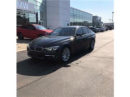 2017 BMW 330i xDrive (Stk: DB5774) in Oakville - Image 1 of 11