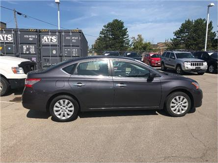 2014 Nissan Sentra  (Stk: P2337A) in St. Catharines - Image 1 of 5