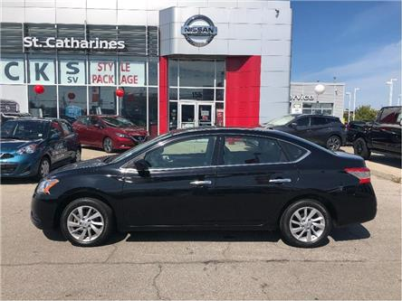 2015 Nissan Sentra  (Stk: P2451) in St. Catharines - Image 1 of 20