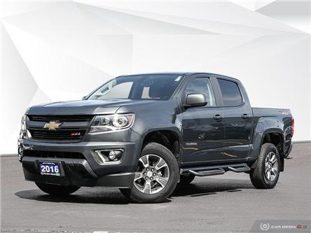 2016 Chevrolet Colorado Z71 (Stk: PR5855) in Windsor - Image 1 of 27
