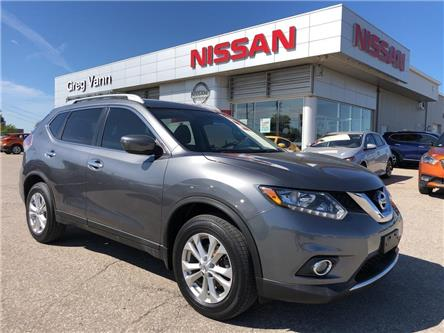 2016 Nissan Rogue SV (Stk: V0335A) in Cambridge - Image 1 of 27