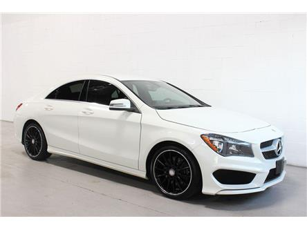 2016 Mercedes-Benz CLA-Class Base (Stk: 354680) in Vaughan - Image 1 of 30