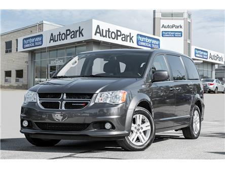 2018 Dodge Grand Caravan Crew (Stk: ) in Mississauga - Image 1 of 19