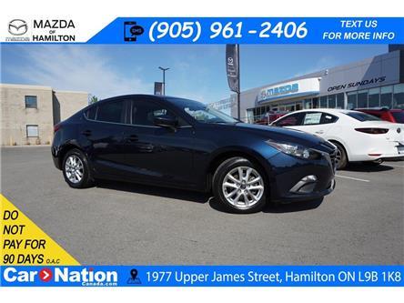2016 Mazda Mazda3 GS (Stk: HN2122A) in Hamilton - Image 1 of 35