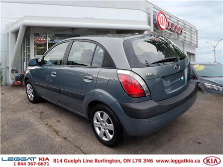 2007 Kia Rio5  (Stk: 2436) in Burlington - Image 1 of 11
