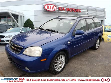 2005 Chevrolet Optra LS (Stk: 903001AB) in Burlington - Image 1 of 10