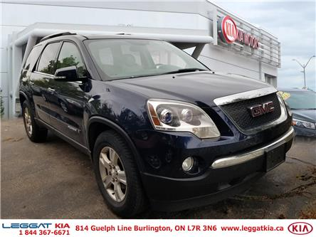 2007 GMC Acadia  (Stk: 2A4016A) in Burlington - Image 1 of 10