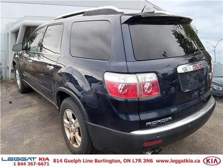 2007 GMC Acadia  (Stk: 2A4016A) in Burlington - Image 2 of 10