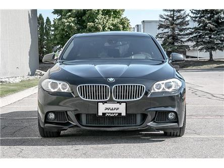 2011 BMW 550i xDrive (Stk: U5690) in Mississauga - Image 2 of 22
