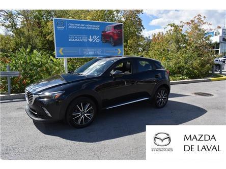2017 Mazda CX-3 GT (Stk: U7436) in Laval - Image 1 of 18