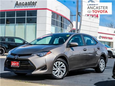 2017 Toyota Corolla  (Stk: 3868) in Ancaster - Image 1 of 25