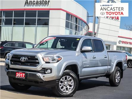 2017 Toyota Tacoma  (Stk: P135) in Ancaster - Image 1 of 30