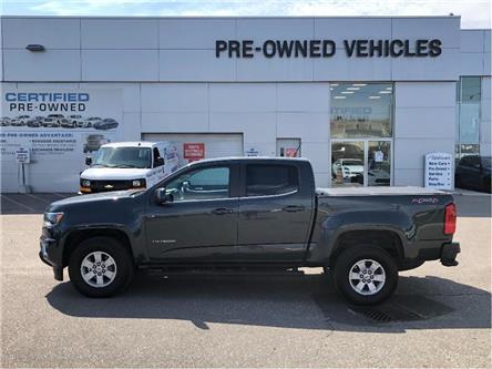 2017 Chevrolet Colorado WT (Stk: U283145) in Mississauga - Image 2 of 18