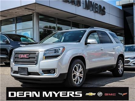 2016 GMC Acadia SLT1 (Stk: L2233) in North York - Image 1 of 27