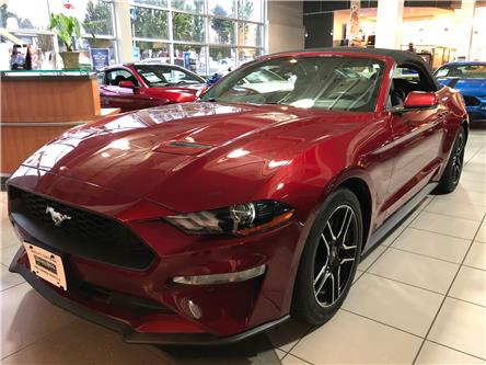 2018 Ford Mustang EcoBoost (Stk: RP19160) in Vancouver - Image 1 of 16