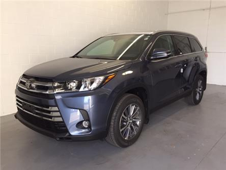 2019 Toyota Highlander XLE (Stk: TV321) in Cobourg - Image 1 of 9