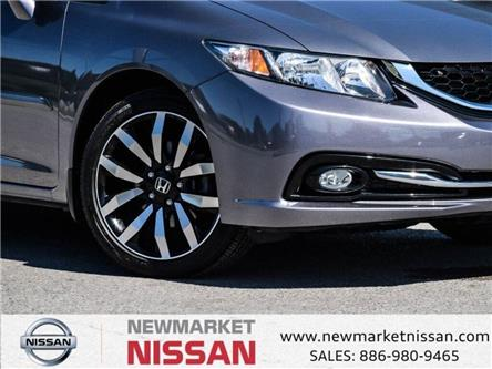 2014 Honda Civic Sedan Touring (Stk: 19Q132A) in Newmarket - Image 2 of 28