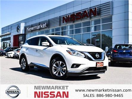 2017 Nissan Murano SL (Stk: 197052A) in Newmarket - Image 1 of 26