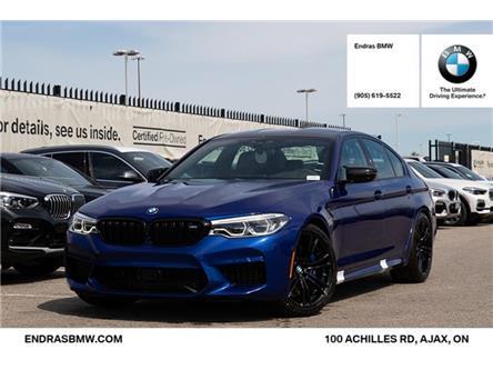 2019 BMW M5 Base (Stk: 52594) in Ajax - Image 1 of 22