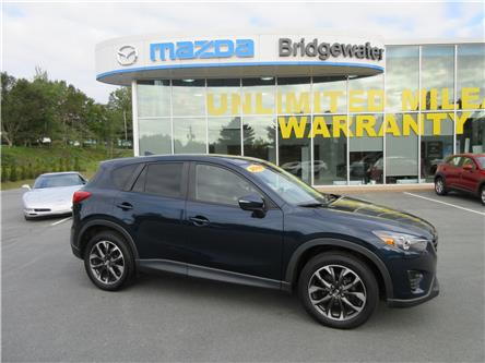 2016 Mazda CX-5 GT (Stk: 19115A) in Hebbville - Image 1 of 25