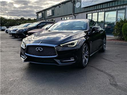 2017 Infiniti Q60 2.0T (Stk: 10547) in Lower Sackville - Image 1 of 23