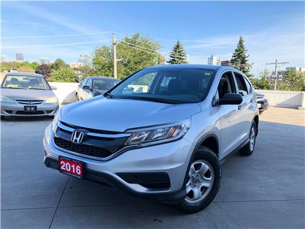 2016 Honda CR-V LX (Stk: V191317A) in Toronto - Image 1 of 29