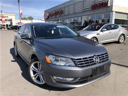 2015 Volkswagen Passat 1.8 TSI Highline (Stk: P0120) in Milton - Image 1 of 18