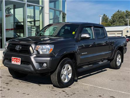 2015 Toyota Tacoma V6 (Stk: TV018A) in Cobourg - Image 1 of 24