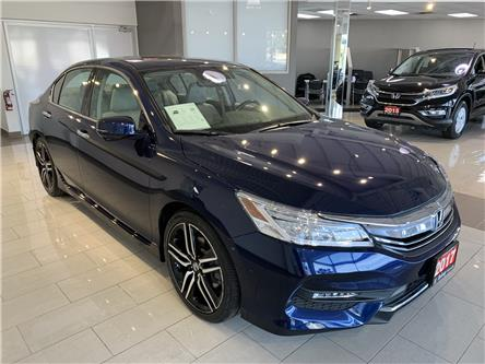 2017 Honda Accord Touring V6 (Stk: 16422A) in North York - Image 1 of 25