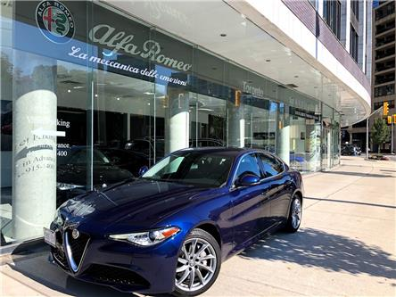 2017 Alfa Romeo Giulia Base (Stk: 36AR) in Toronto - Image 1 of 31