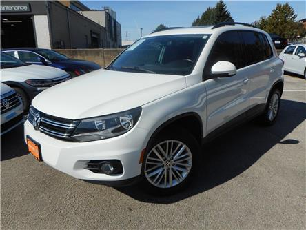 2015 Volkswagen Tiguan Special Edition (Stk: W1142A) in Toronto - Image 2 of 28