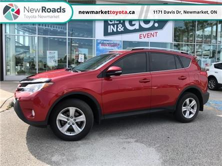 2014 Toyota RAV4 XLE (Stk: 5743) in Newmarket - Image 1 of 18