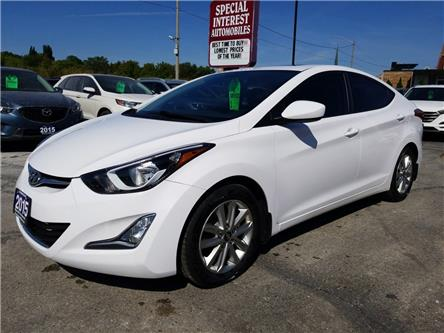 2015 Hyundai Elantra Sport Appearance (Stk: 388578) in Cambridge - Image 1 of 23