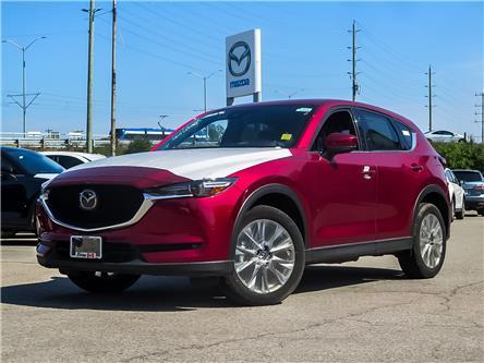 2019 Mazda CX-5 Signature (Stk: M6531) in Waterloo - Image 1 of 15