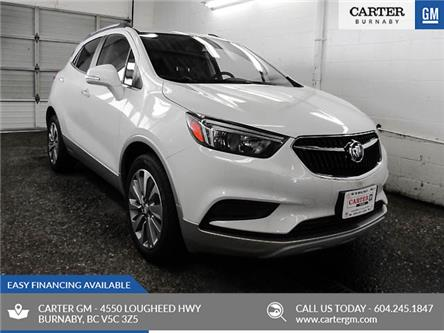 2019 Buick Encore Preferred (Stk: E9-73730) in Burnaby - Image 1 of 12