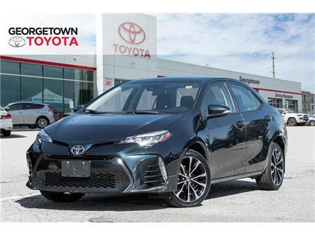 2017 Toyota Corolla SE (Stk: 17-87282GL) in Georgetown - Image 1 of 19