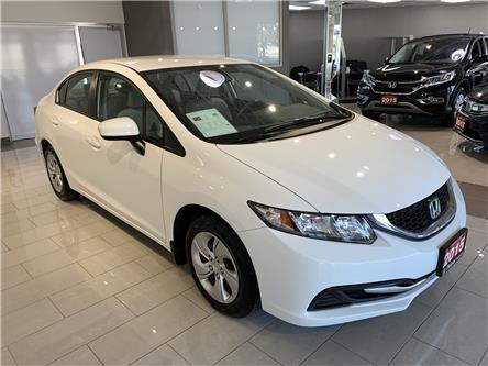 2015 Honda Civic LX (Stk: 16417A) in North York - Image 1 of 22