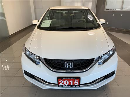 2015 Honda Civic LX (Stk: 16417A) in North York - Image 2 of 22