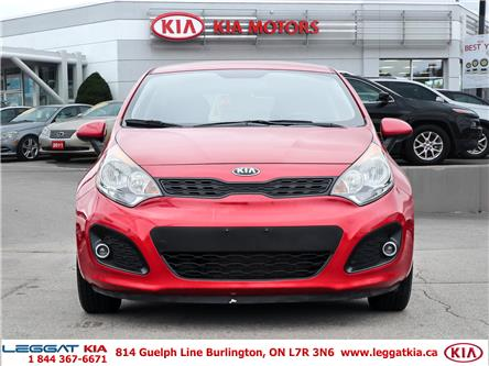 2013 Kia Rio  (Stk: 2433A) in Burlington - Image 2 of 27