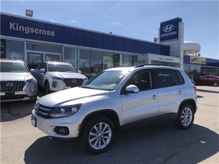 2013 Volkswagen Tiguan 2.0 TSI Comfortline (Stk: 29188A) in Scarborough - Image 1 of 18
