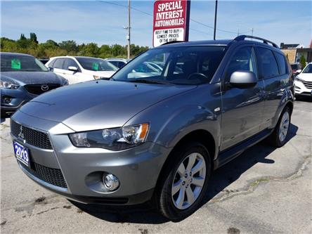 2013 Mitsubishi Outlander ES (Stk: 601418) in Cambridge - Image 1 of 24