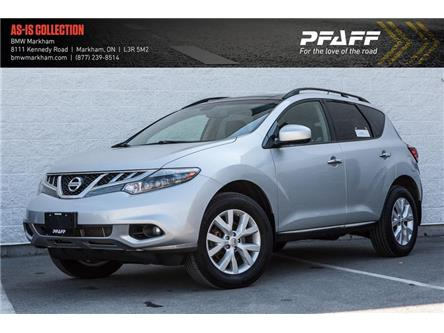 2011 Nissan Murano SV (Stk: 38207A) in Markham - Image 1 of 17