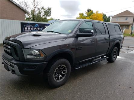 2016 RAM 1500 Rebel (Stk: 15830) in Fort Macleod - Image 1 of 20