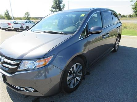 2016 Honda Odyssey Touring (Stk: U1093) in Ottawa - Image 1 of 20
